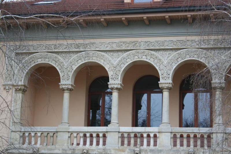 Palatul Regal, Şos Kiseleff