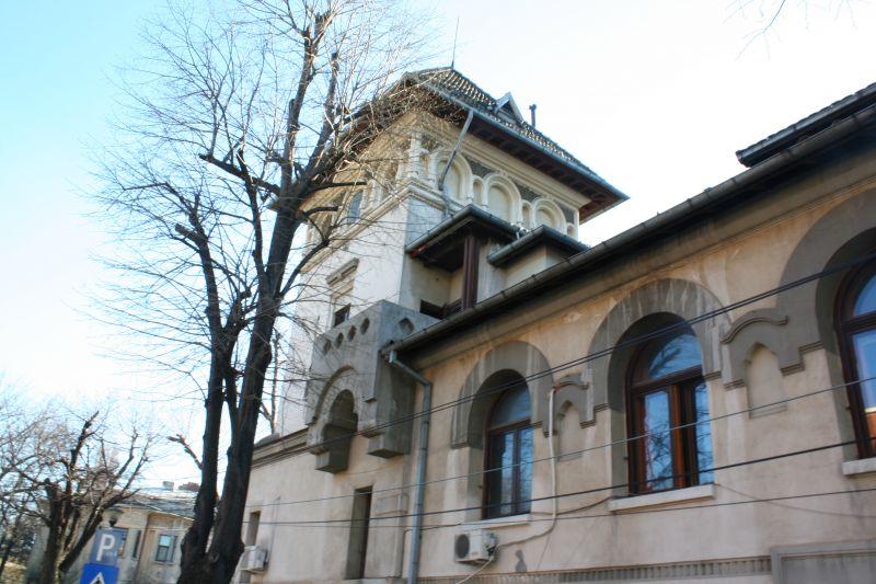 Vila Nicolae Malaxa, ICR