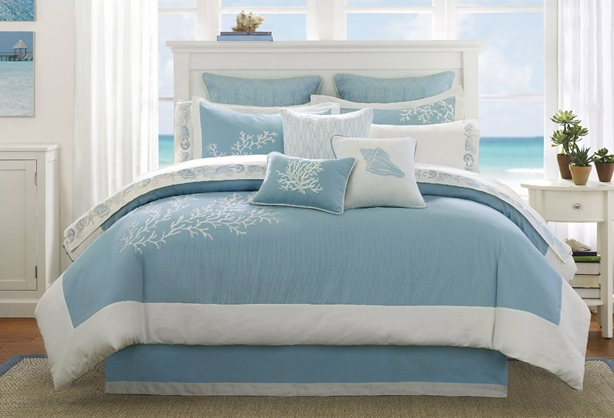 Dormitoare în albastru