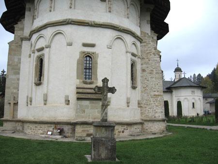 Biserica Manastirii Putna