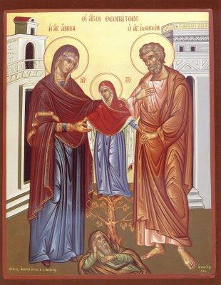 Sf Ioachim si Ana
