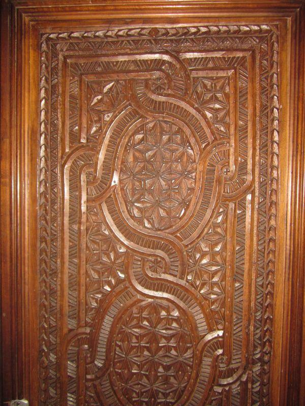 Detaliu uşă