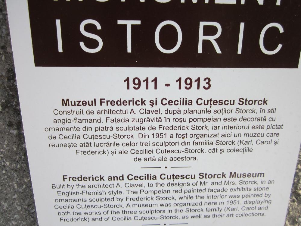 Muzeul de Artă Frederic Storck