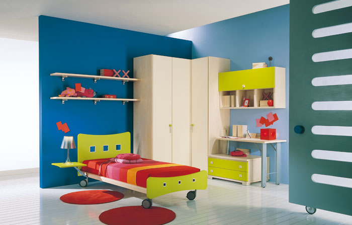 Cameră copii 02