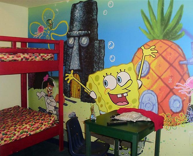 Cameră copii 08