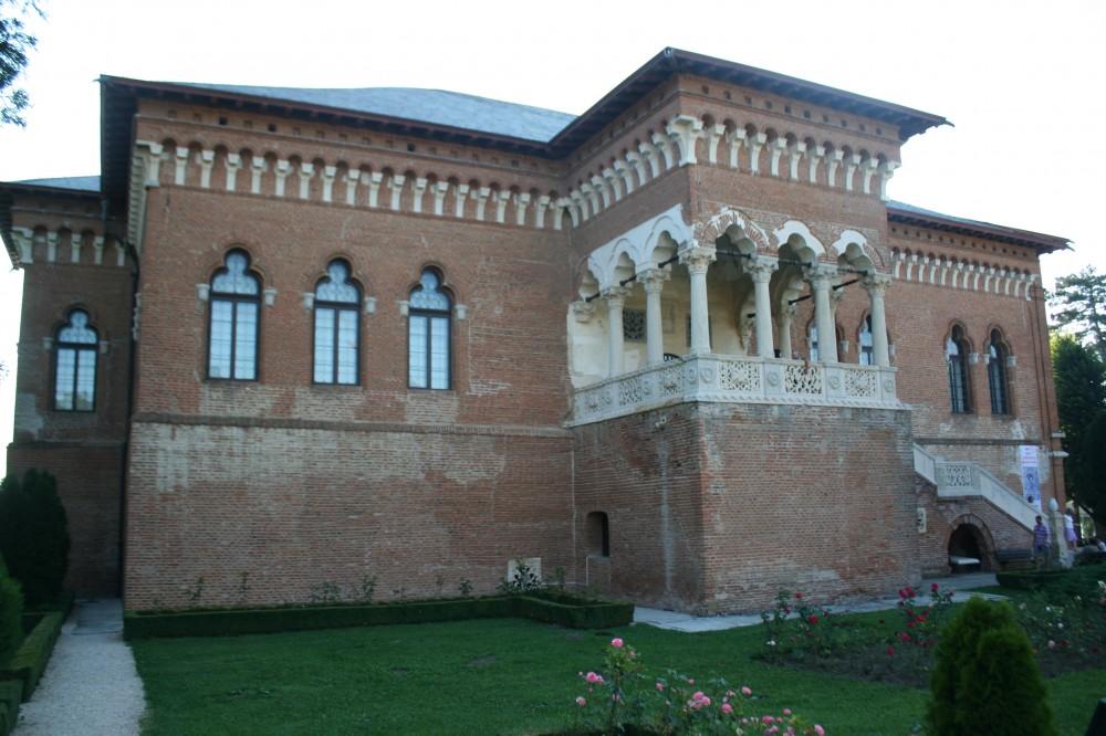 Palatul Mogoşoaia 01