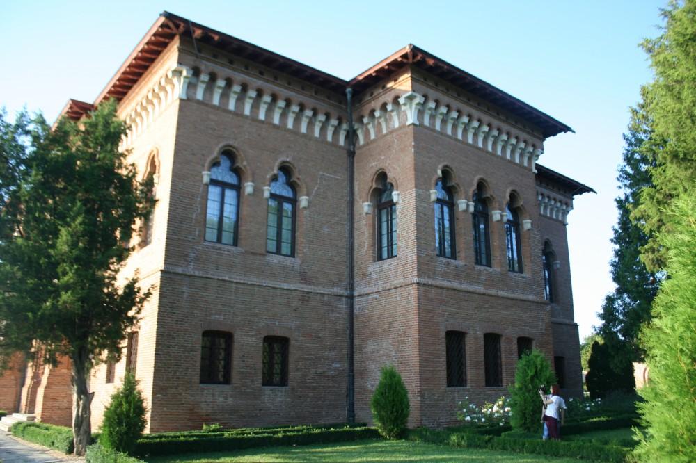 Palatul Mogoşoaia 19