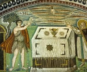 Identitatea creştină a stilului neoromânesc, Steaua cu opt raze