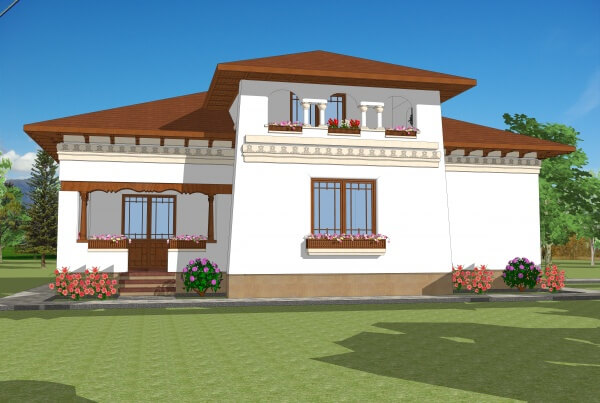proiecte case moderne ieftine modele  planuri case  schite case