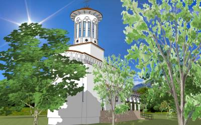 Biserica Izvorul Tămăduirii