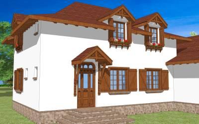 Casa parohială Frumuşiţa
