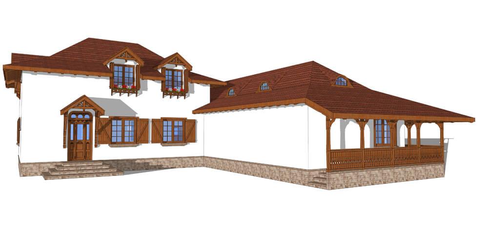Casa parohiala 01
