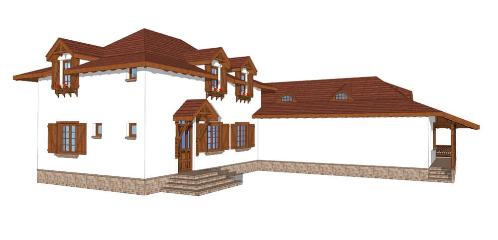 Casa parohiala 02