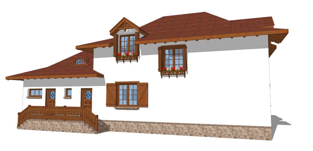 Casa parohiala 10