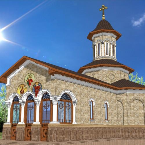 Biserica Cernetu