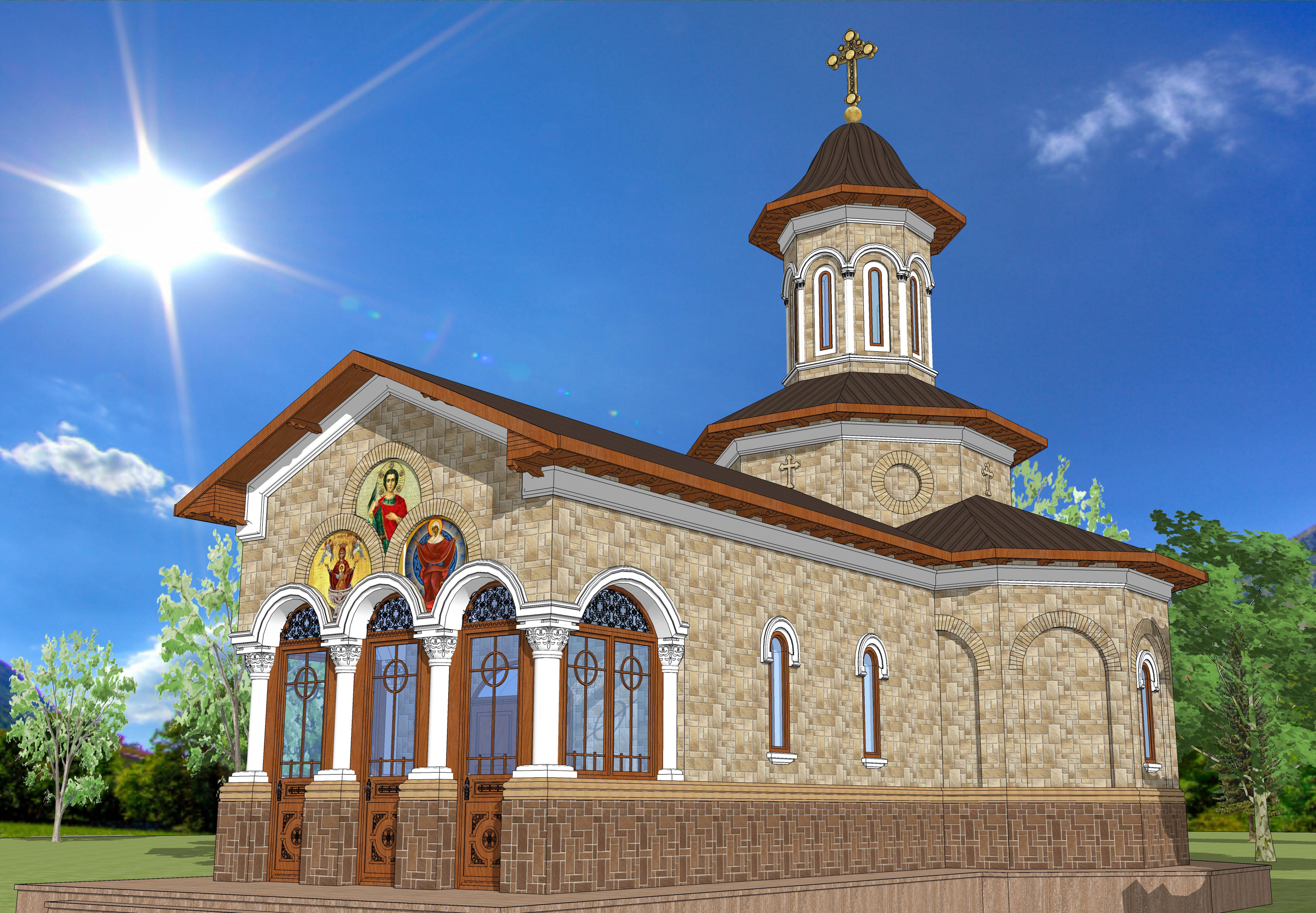 Biserica Mănăstirii Cernetu