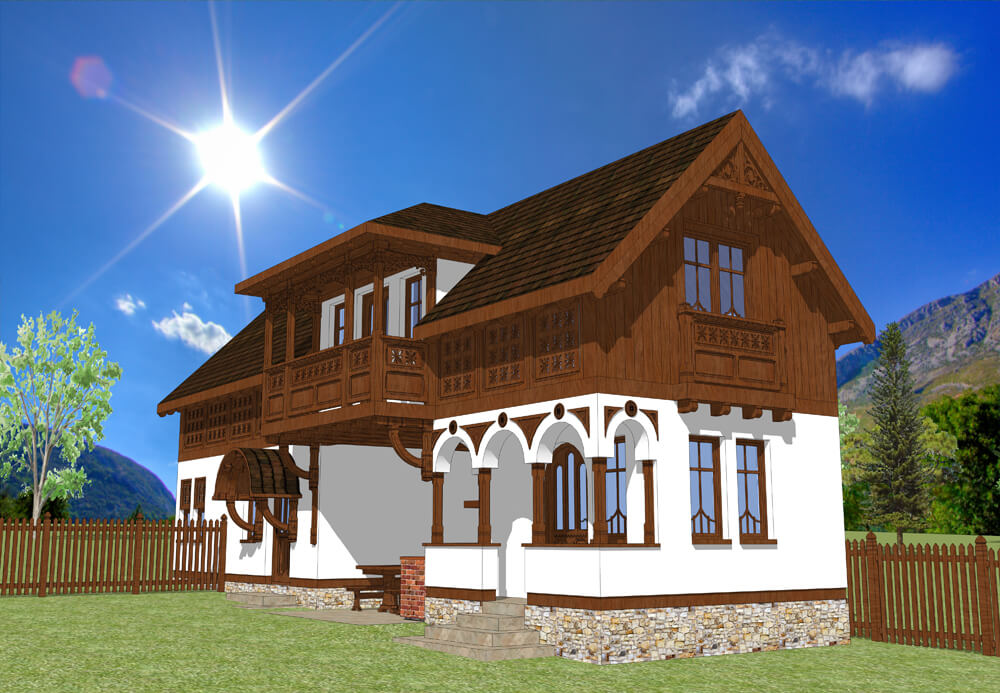 proiecte case moderne- modele  planuri  schite
