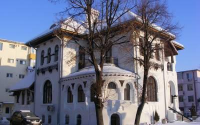 Vila Grigore Conadă, Pitești