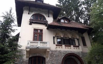 Casă în stil neoromânesc, Sinaia, Str Mihail Kogălniceanu