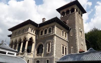 Castelul Cantacuzino din Bușteni