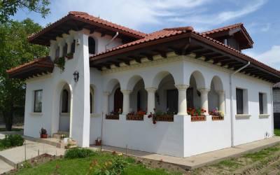 Casa Ileana, Coșereni